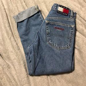 Tommy Hilfiger l Vintage high rise jeans